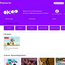 Dessins animés pour enfants avec Okoo - Vos héros préférés en streaming