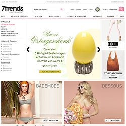 Mode & Fashion Online Shop | 7trends.de