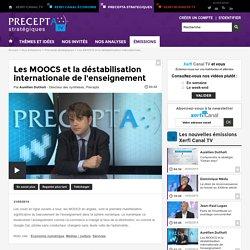 Les MOOCS et la déstabilisation internationale de l'enseignement