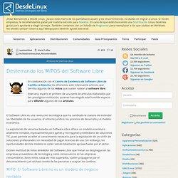 Usemos Linux: Desterrando los MITOS del Software Libre