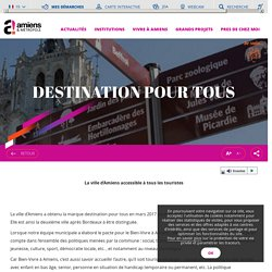 Destination pour Tous - Amiens et Métropole - Mars 2017