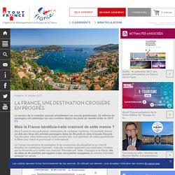 La France, une destination croisière en progrès