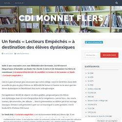 Un fonds FAL à destination des élèves dyslexiques