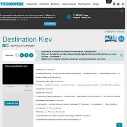 Destination Kiev