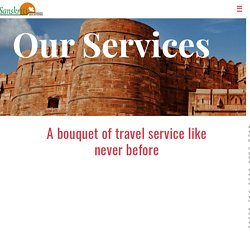 Leading Destination And Travel Management Service Provider In Agra