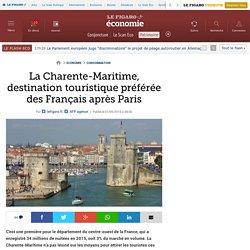 La Charente-Maritime, destination touristique préférée des Français après Paris