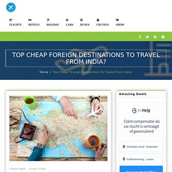 Top Comparison Flights, Hotels, Holidays, Cheap Tickets Deals