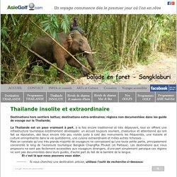 Destinations insolites en Thailande - Séjour chez l'habitant en Thailande