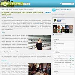 Greeters : les nouvelles destinations du tourisme participatif