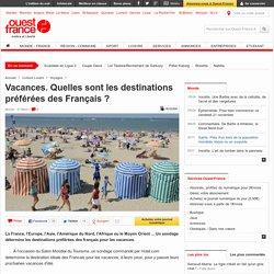 Vacances. Quelles sont les destinations préférées des Français ?