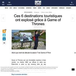 Ces 6 destinations touristiques ont explosé grâce àGame of Thrones