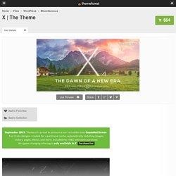 HOT Destinations Travel WordPress Theme