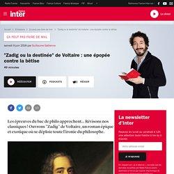 """""""Zadig ou la destinée"""" de Voltaire : une épopée contre la bêtise"""