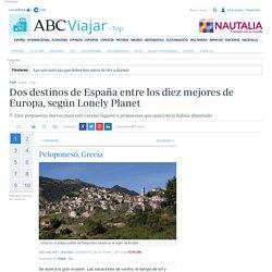 Dos destinos de España entre los diez mejores de Europa, según Lonely Planet
