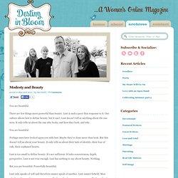 A Women's Online Magazine