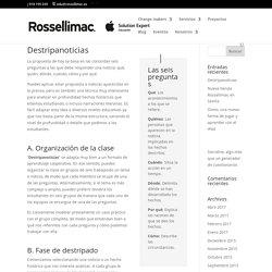 Rossellimac educación