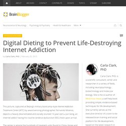 Digital Dieting to Prevent Life-Destroying Internet Addiction