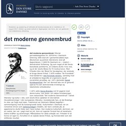 Gyldendal - Den Store Danske