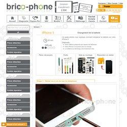 Pièces détachées et accessoires iPhone 3GS, 4, 4S, 5, 5C, 5S, 6, 6 Plus, 6S, 6S Plus, iPad, Samsung, Nokia, Sony