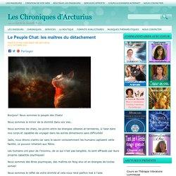 Le Peuple Chat: les maîtres du détachement Les Chroniques d'Arcturius