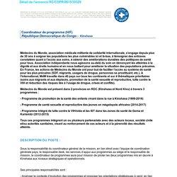 Détail de l'annonce RC/COPR/0615/30329
