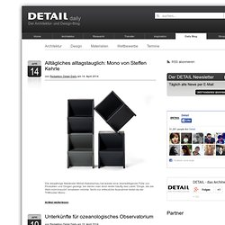 daily - der Architektur- und Design-Blog