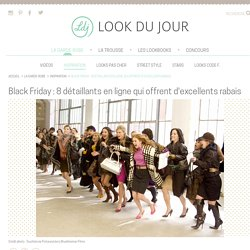 Black Friday : 8 détaillants en ligne qui offrent d'excellents rabais