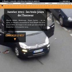 Un an après, le récit détaillé des attentats de janvier 2015