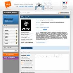 Celtx - Production de scénario