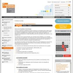 Fiches outils détaillées - Mouvement québécois de la qualité