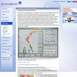 Der programmierbare Roboterarm - Planet Schule