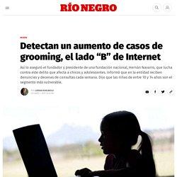 """Detectan un aumento de casos de grooming, el lado """"B"""" de Internet"""