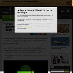 Comment détecter automatiquement les mises à jour de vos fichiers APK