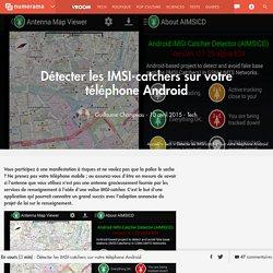 Détecter les IMSI-catchers sur votre téléphone Android