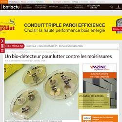 Un bio-détecteur pour lutter contre les moisissures - 24/03/16