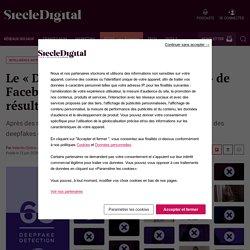 """Le """"Deepfake Detection Challenge"""" de Facebook donne déjà de premiers résultats"""