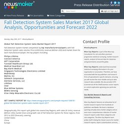 Fall Detection System Sales Market 2017 Global Analysis, Opportunities and Forecast 2022
