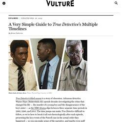 'True Detective' Season 3 Plot Timelines, Explained