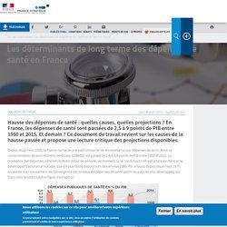 Les déterminants de long terme des dépenses de santé en France