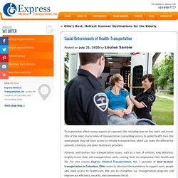 Social Determinants of Health: Transportation