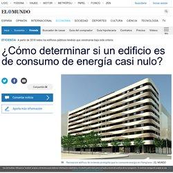 ¿Cómo determinar si un edificio es de consumo de energía casi nulo?
