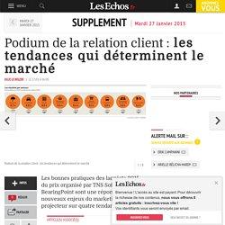 Podium de la relation client : les tendances qui déterminent le marché, Supplement