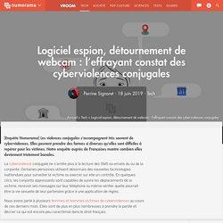 Logiciel espion, détournement de webcam : l'effrayant constat des cyberviolences conjugales