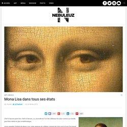 Mona Lisa, La Joconde, détournements artistiques et pub