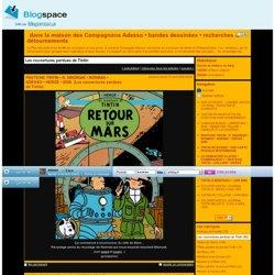 dans la maison des Compagnons Adesso • bandes dessinées • recherches & détournements - Les couvertures perdues de Tintin - page 10