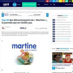 Top 27 des meilleurs détournements de Martine avec le cover generator