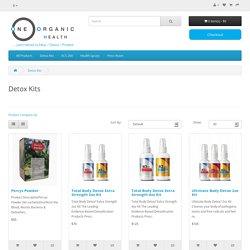 Detox Supplements & Detox Kits Australia