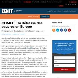 COMECE: la détresse des pauvres en Europe – ZENIT – Francais
