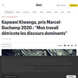 """Kapwani Kiwanga, prix Marcel-Duchamp 2020 : """"Mon travail détricote les discours dominants"""""""