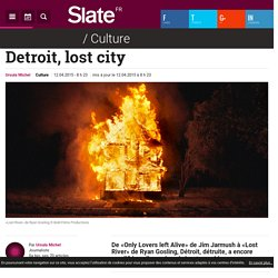 Detroit, lost city